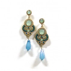 EARRINGS 217050070460 MINT