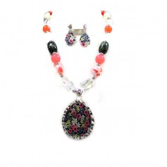 NECKLACE SET 100474870795 MULTI